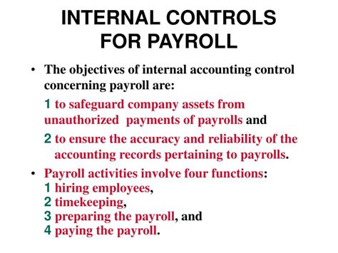 PPT - Appendix on Payroll Accounting PowerPoint