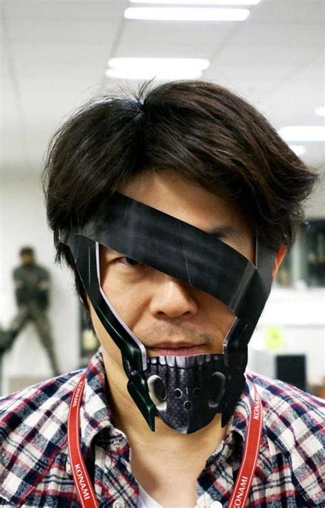 This Metal Gear Rising promotional material includes