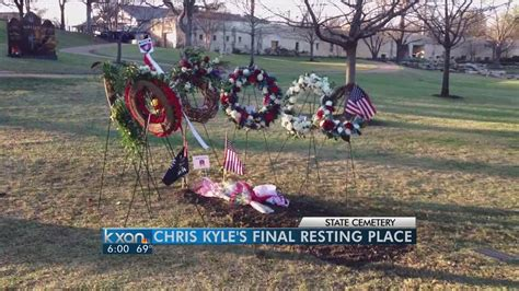 Chris Kyle laid to rest in Austin - YouTube