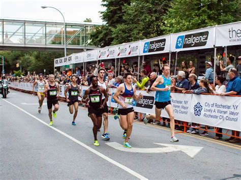 Rochester Mile - Medved Running & Walking Outfitters
