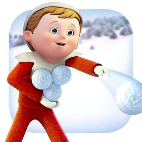 Snowball Fight - Elf on the Shelf ® - Christmas Game