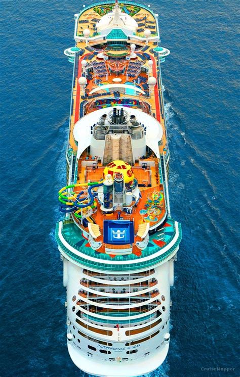 Independence Of The Seas - Itinerary Schedule, Current