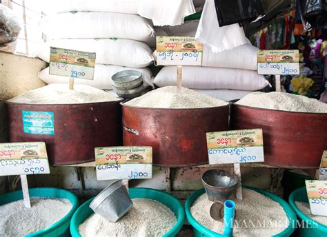 Myanmar seeks higher export quotas to China for rice this