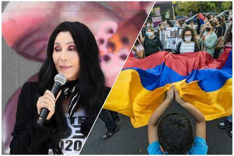 Cher Is the Latest High-Profile Person to Urge Americans