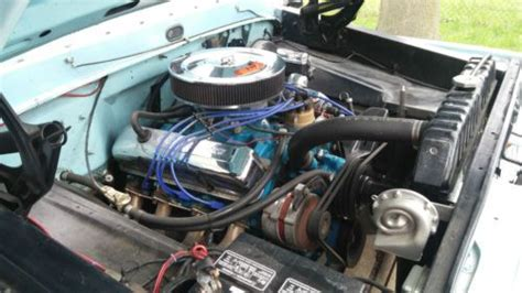 Sell used 1968 FORD F100 SHORT BED CUSTOM 390CU C-6