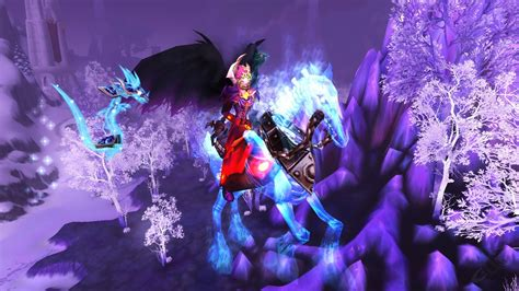 Ghastly Charger - Spell - World of Warcraft