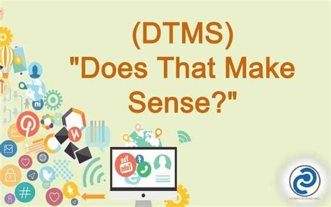 What Does DTMS Mean in Social Media? DTMS Meaning in
