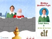 Elf snow ball fight game - To14