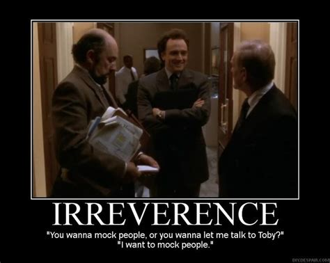 Josh West Wing Tv Show Quotes