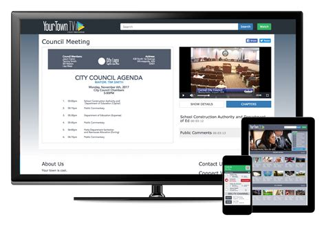 Government Solutions from Cablecast