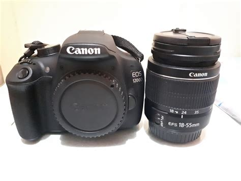 Cannon EOS 1200D DSLR Camera for sale Philippines - Find