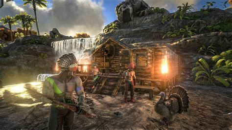 Ark: Survival Evolved turkey trail event introduces mighty