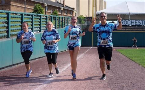 Medved 5K To Cure ALS at Frontier Field in Rochester, NY