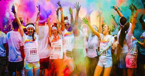 The Color Run – Denver 2018 - Running in 6000 Victory Way