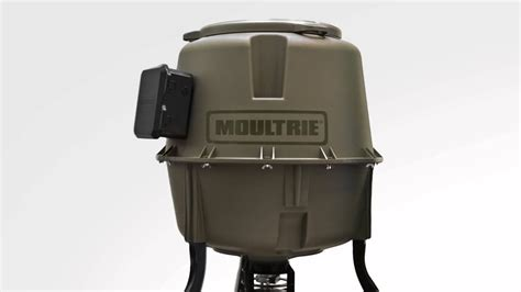 Moultrie Feeder Commercial - YouTube