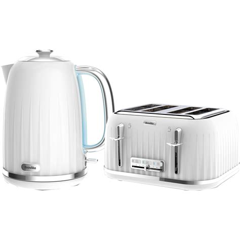 Breville Impressions Collection Kettle and Toaster Bundle