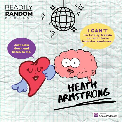 Heath Armstrong | Listen to your Heart, not your Brain