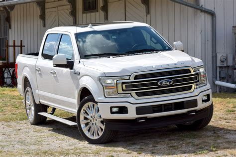 2018-ford-f150-limited-steps - The Fast Lane Truck