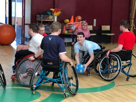 Wheelchair Sports for Kids