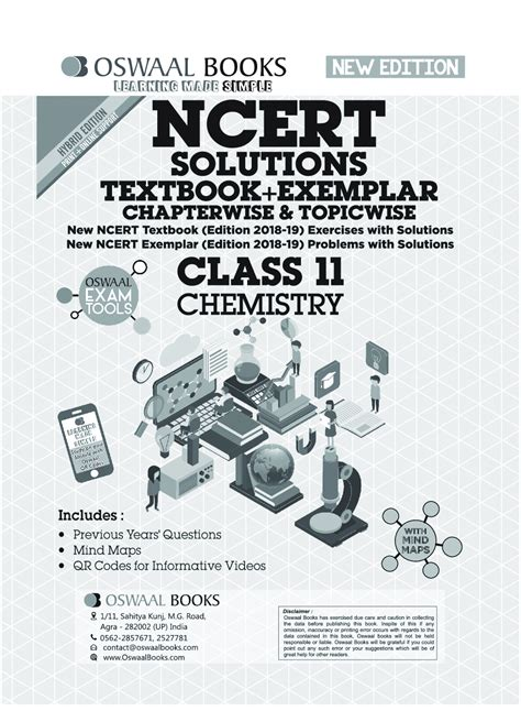 Download Oswaal NCERT Problems - Solutions (Textbook