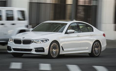 2017 BMW 540i xDrive Test   Review   Car and Driver