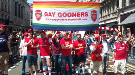 Gay Gooners   Arsenal in the Community   News   Arsenal