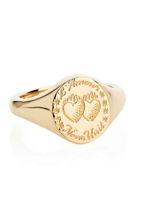 13 Best Signet Rings for Women - Cute Personalized Initial