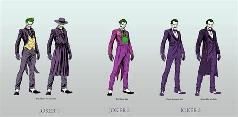 NYCC: Three Jokers Concept Art and Details Revealed - The